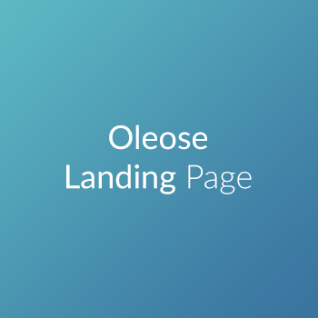 Oleose App Landing Theme